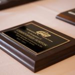 Christopher Horton, Guidance Aviation, recognition plaque